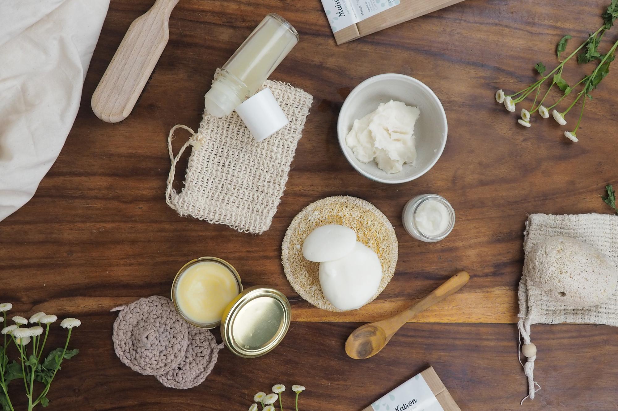 Shampoo Set Tisch