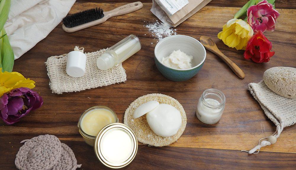 Naturkosmetik (Shampoo + Deo + Heilbalsam) Online Workshop